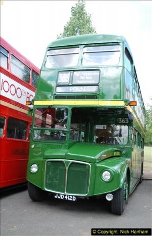 2014-07-13 Routemaster 60 @ Finsbury Park, London.  (187)187