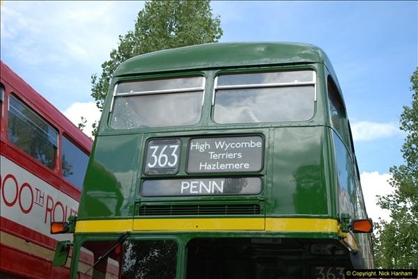 2014-07-13 Routemaster 60 @ Finsbury Park, London.  (188)188