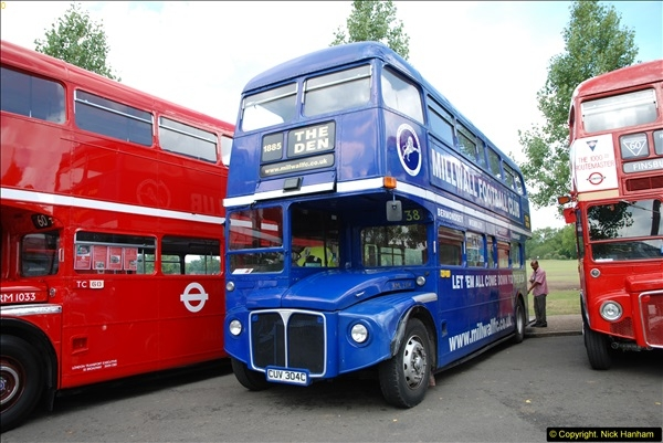 2014-07-13 Routemaster 60 @ Finsbury Park, London.  (190)190