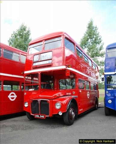2014-07-13 Routemaster 60 @ Finsbury Park, London.  (191)191