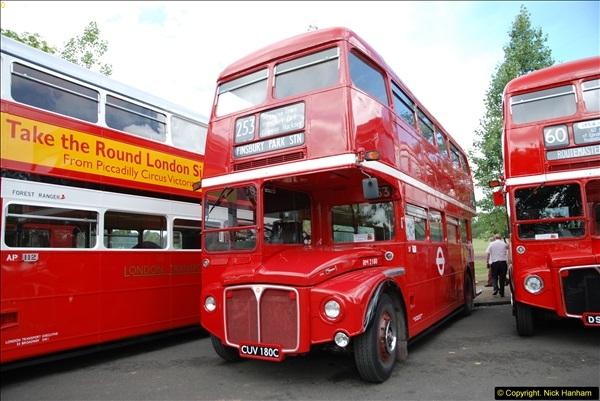 2014-07-13 Routemaster 60 @ Finsbury Park, London.  (192)192