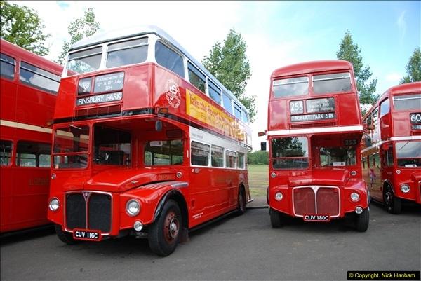 2014-07-13 Routemaster 60 @ Finsbury Park, London.  (193)193