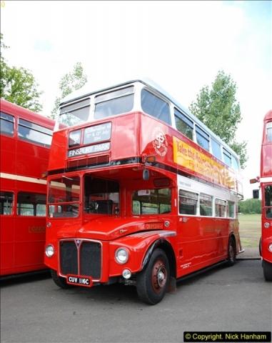 2014-07-13 Routemaster 60 @ Finsbury Park, London.  (194)194