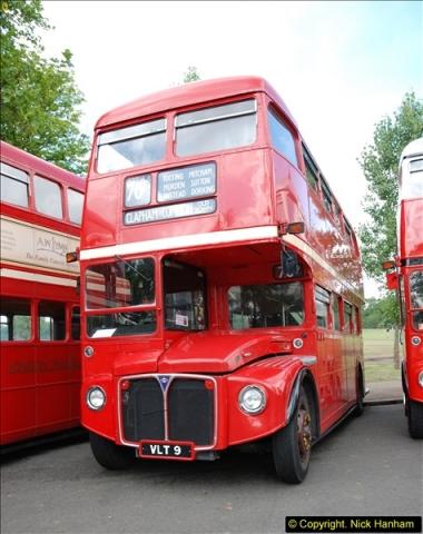 2014-07-13 Routemaster 60 @ Finsbury Park, London.  (195)195