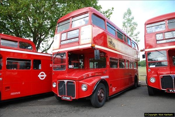 2014-07-13 Routemaster 60 @ Finsbury Park, London.  (196)196