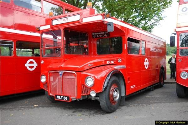 2014-07-13 Routemaster 60 @ Finsbury Park, London.  (197)197
