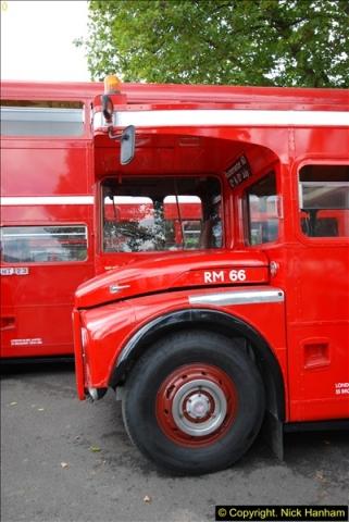 2014-07-13 Routemaster 60 @ Finsbury Park, London.  (198)198