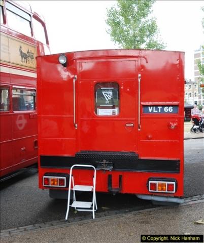 2014-07-13 Routemaster 60 @ Finsbury Park, London.  (199)199
