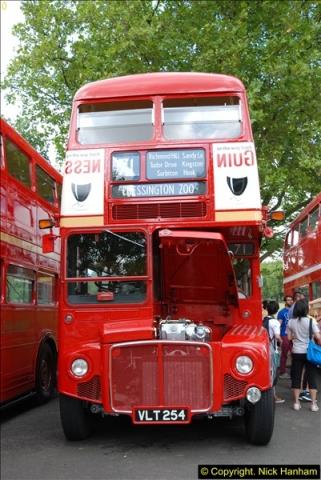 2014-07-13 Routemaster 60 @ Finsbury Park, London.  (200)200