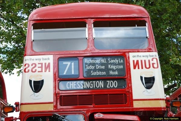 2014-07-13 Routemaster 60 @ Finsbury Park, London.  (201)201