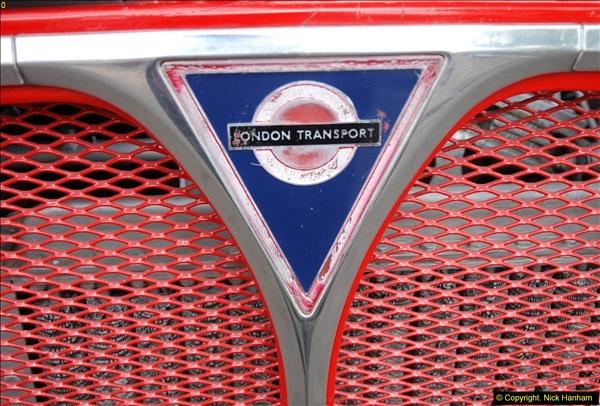 2014-07-13 Routemaster 60 @ Finsbury Park, London.  (207)207