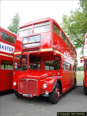 2014-07-13 Routemaster 60 @ Finsbury Park, London.  (208)208