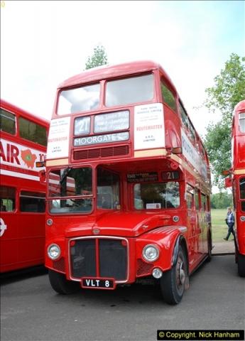 2014-07-13 Routemaster 60 @ Finsbury Park, London.  (209)209
