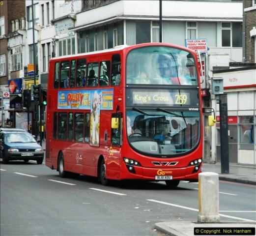 2014-07-13 Routemaster 60 @ Finsbury Park, London.  (21)021