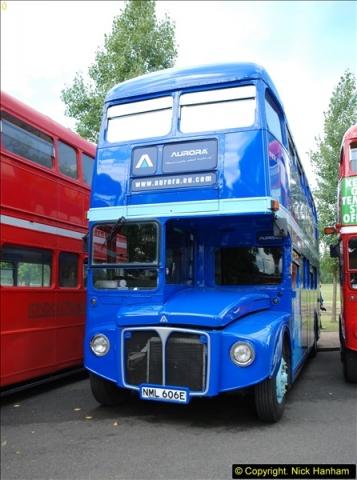 2014-07-13 Routemaster 60 @ Finsbury Park, London.  (211)211
