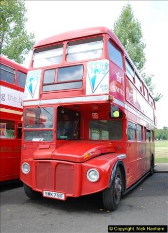 2014-07-13 Routemaster 60 @ Finsbury Park, London.  (212)212