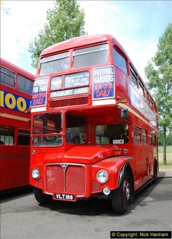 2014-07-13 Routemaster 60 @ Finsbury Park, London.  (213)213