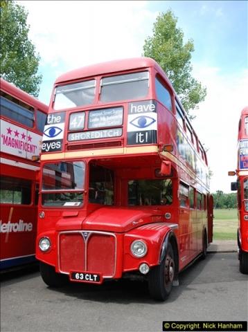 2014-07-13 Routemaster 60 @ Finsbury Park, London.  (214)214