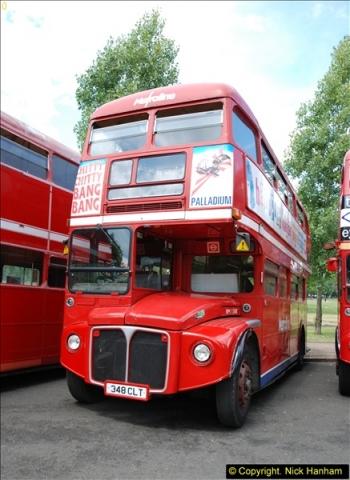 2014-07-13 Routemaster 60 @ Finsbury Park, London.  (215)215
