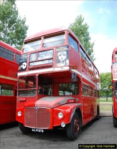 2014-07-13 Routemaster 60 @ Finsbury Park, London.  (216)216