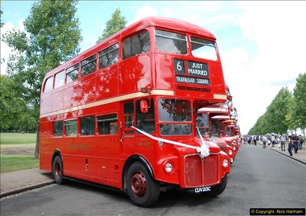 2014-07-13 Routemaster 60 @ Finsbury Park, London.  (217)217