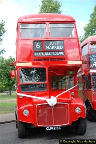 2014-07-13 Routemaster 60 @ Finsbury Park, London.  (218)218