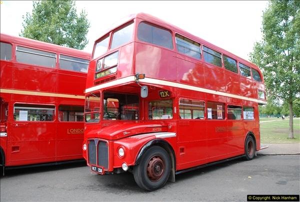 2014-07-13 Routemaster 60 @ Finsbury Park, London.  (219)219