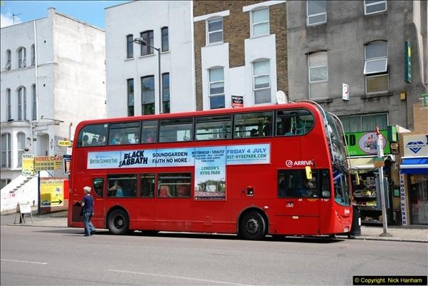 2014-07-13 Routemaster 60 @ Finsbury Park, London.  (22)022