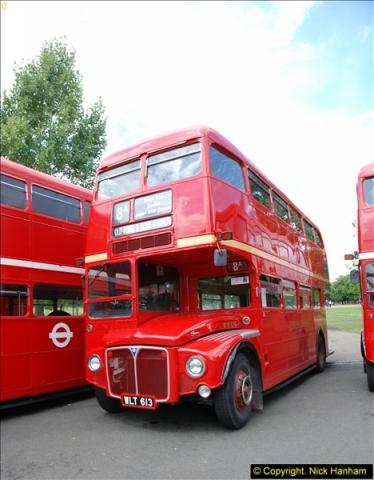 2014-07-13 Routemaster 60 @ Finsbury Park, London.  (220)220