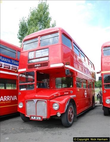 2014-07-13 Routemaster 60 @ Finsbury Park, London.  (221)221
