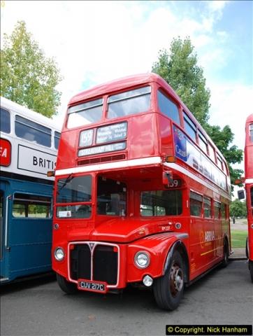 2014-07-13 Routemaster 60 @ Finsbury Park, London.  (222)222