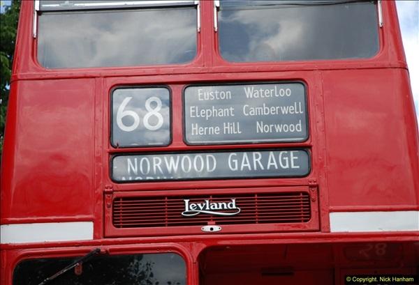 2014-07-13 Routemaster 60 @ Finsbury Park, London.  (223)223