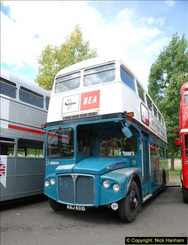2014-07-13 Routemaster 60 @ Finsbury Park, London.  (224)224