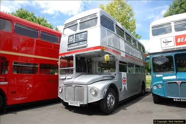 2014-07-13 Routemaster 60 @ Finsbury Park, London.  (227)227