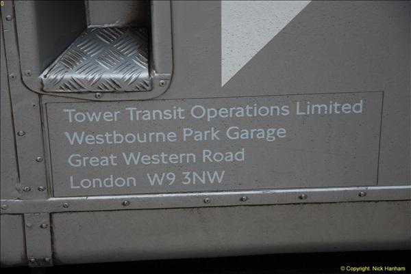 2014-07-13 Routemaster 60 @ Finsbury Park, London.  (230)230