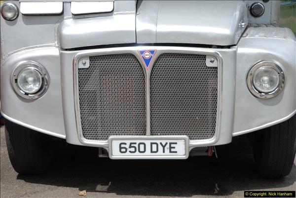 2014-07-13 Routemaster 60 @ Finsbury Park, London.  (231)231