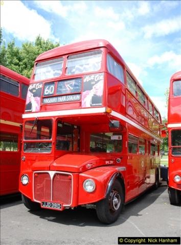 2014-07-13 Routemaster 60 @ Finsbury Park, London.  (234)234