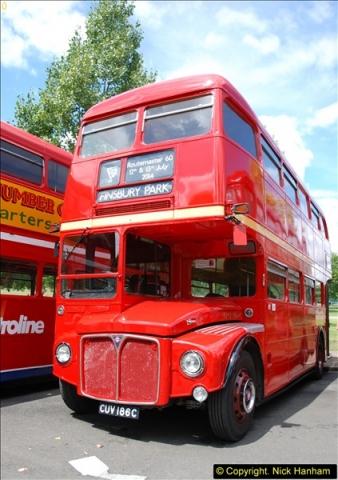 2014-07-13 Routemaster 60 @ Finsbury Park, London.  (235)235