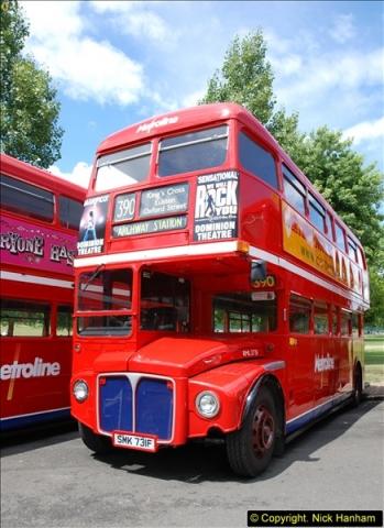 2014-07-13 Routemaster 60 @ Finsbury Park, London.  (236)236