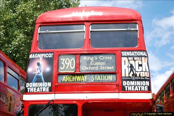 2014-07-13 Routemaster 60 @ Finsbury Park, London.  (237)237