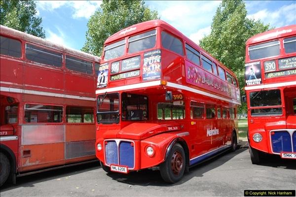 2014-07-13 Routemaster 60 @ Finsbury Park, London.  (238)238