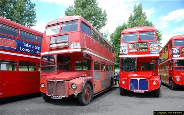2014-07-13 Routemaster 60 @ Finsbury Park, London.  (239)239