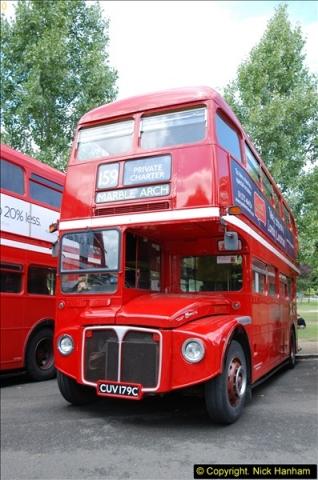 2014-07-13 Routemaster 60 @ Finsbury Park, London.  (240)240