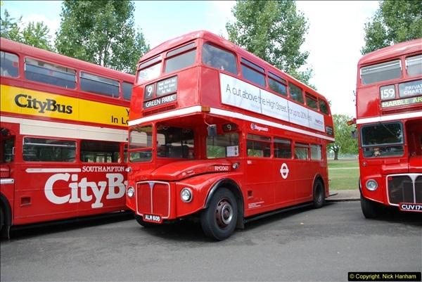 2014-07-13 Routemaster 60 @ Finsbury Park, London.  (241)241