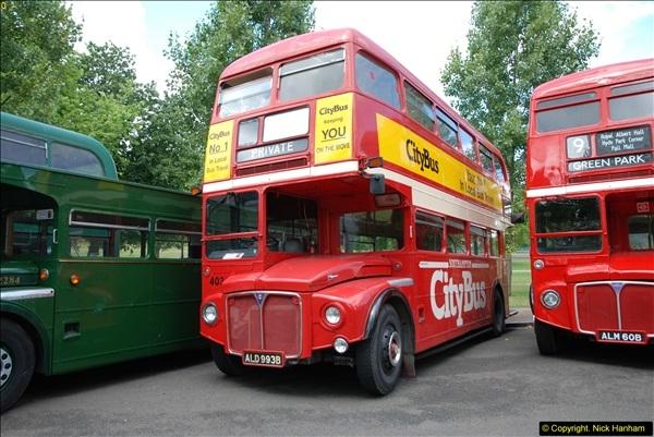 2014-07-13 Routemaster 60 @ Finsbury Park, London.  (242)242