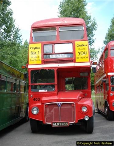 2014-07-13 Routemaster 60 @ Finsbury Park, London.  (244)244