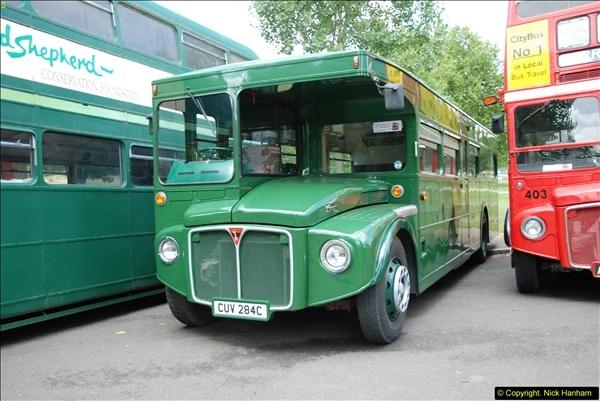 2014-07-13 Routemaster 60 @ Finsbury Park, London.  (245)245