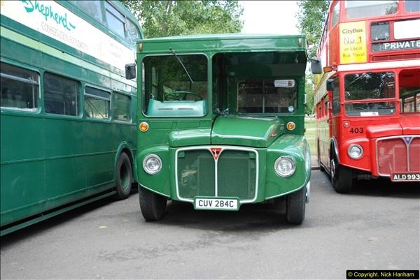 2014-07-13 Routemaster 60 @ Finsbury Park, London.  (246)246