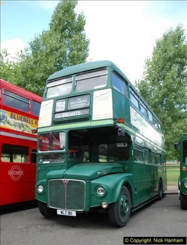2014-07-13 Routemaster 60 @ Finsbury Park, London.  (247)247