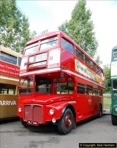 2014-07-13 Routemaster 60 @ Finsbury Park, London.  (248)248
